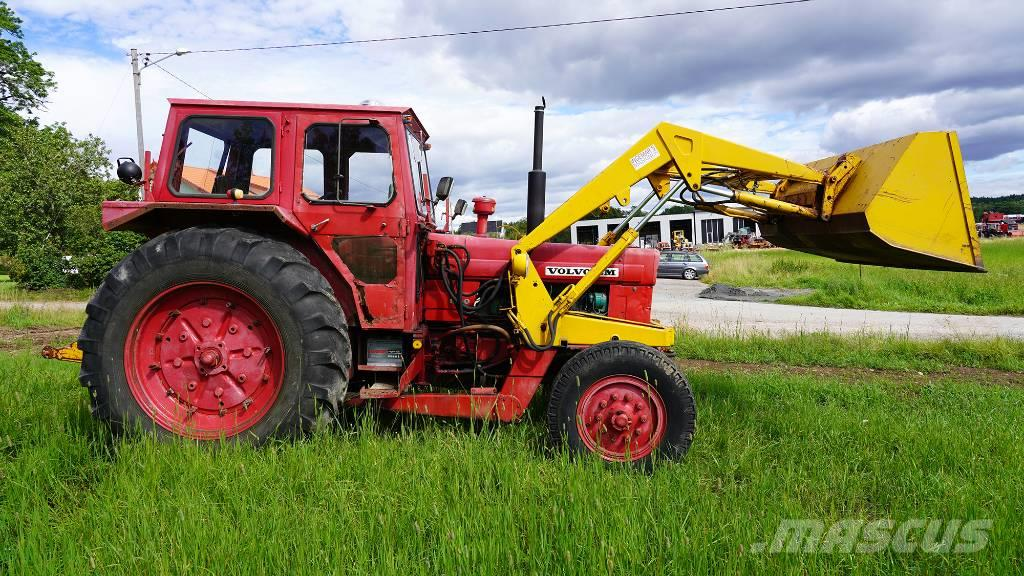 USED Volvo BM TRACTORS FOR SALE