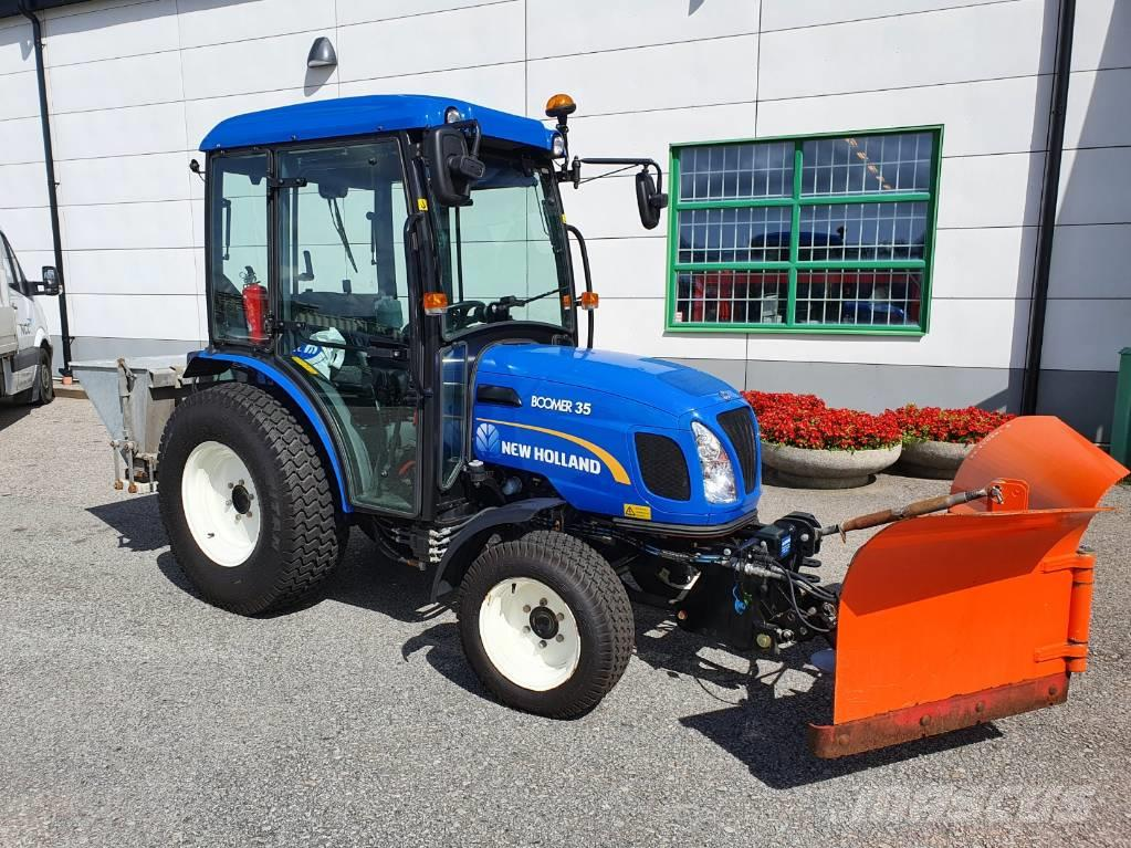 USED COMPACT TRACTORS FOR SALE