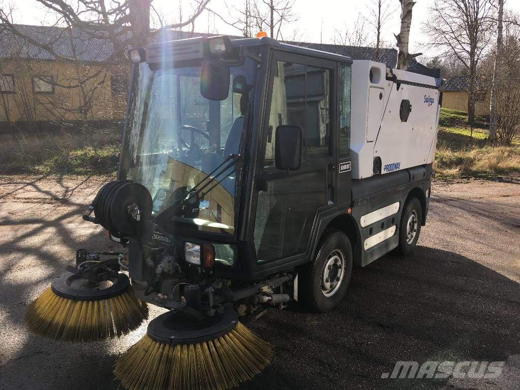 USED ROAD SWEEPERS FOR SALE