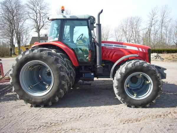 USED Massey Ferguson TRACTORS FOR SALE