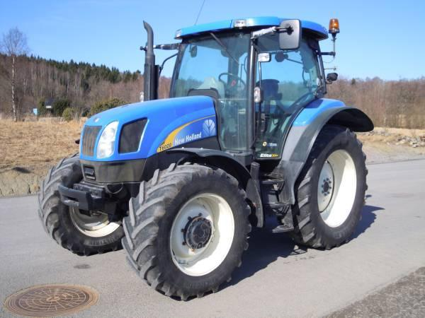 Begagnade New Holland traktorer