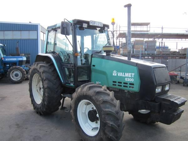 USED Valmet TRACTORS FOR SALE