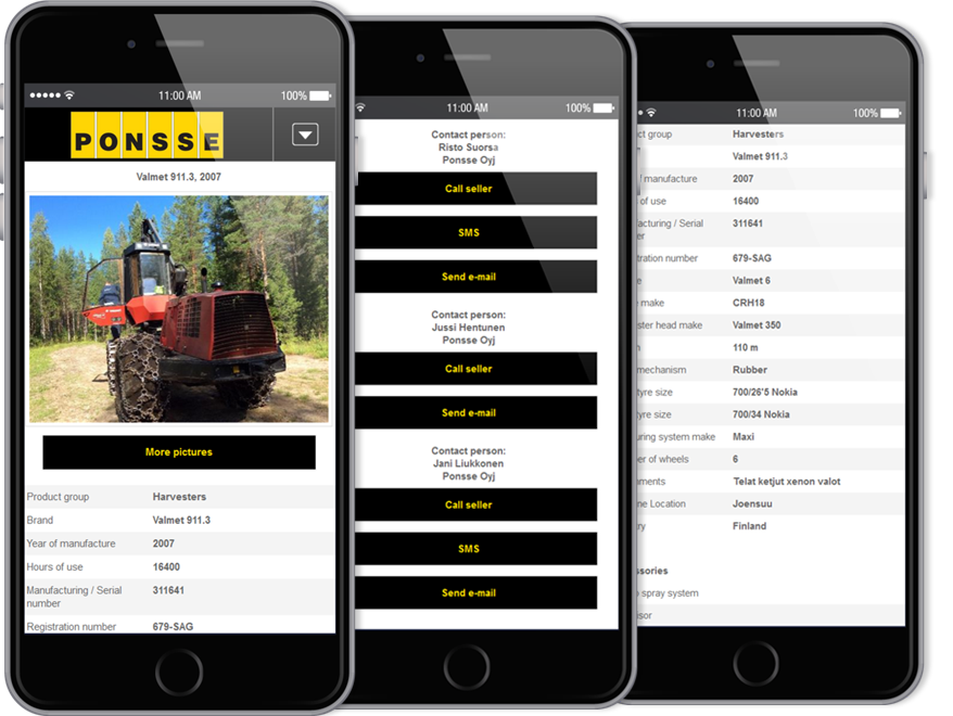 mascus mobile website